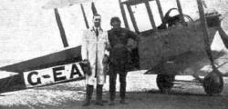 Air Circus Brompton 1921