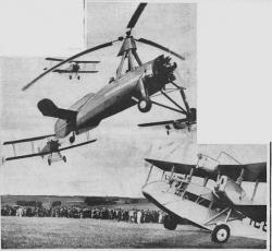Air Circus Cobham Aberdeen 1935