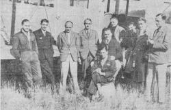 Air Circus Cobham crew 1932